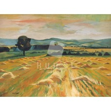 Búzatábla (tájkép festmény)
